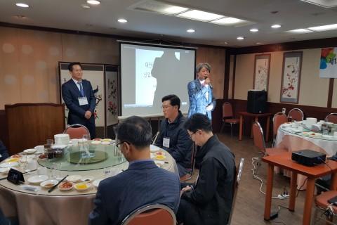 의사의 날 기념 대전광역시의사회 신입회원 만남의 장